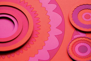 IMAGES D'ORIENT - twist collection - Set De Table