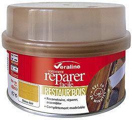 Veraline / Bondex / Decapex / Xylophene / Dip - restaur'bois - Mastic À Bois