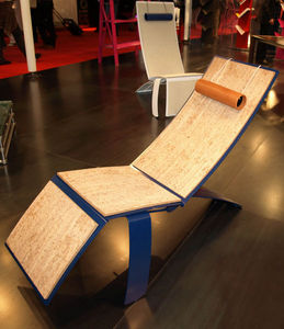 HERON PARIGI - salone del mobile milano 2009 - Chaise Longue
