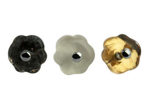 L'Univers de La Poignee - bouton fleur cristal 17 euros/pc - Bouton De Meuble Et De Placard