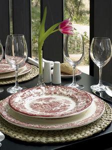 La Cartuja De Sevilla - aurora 202 rosa - Service De Table
