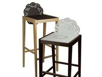 Etc Creations - napperon - Chaise Haute De Bar