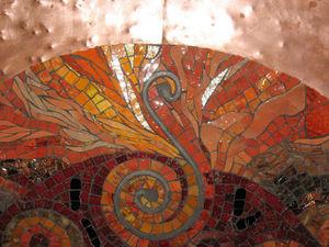MOSAIC ART -  - Mosaïque