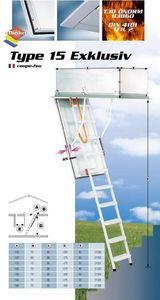MINKA -  - Escalier Escamotable