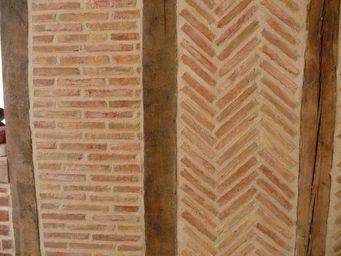 VESTIGES DE FRANCE - brique r�edition ancienne 3*11*22 - Brique