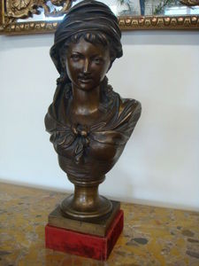 Antiquités Braga -  - Buste