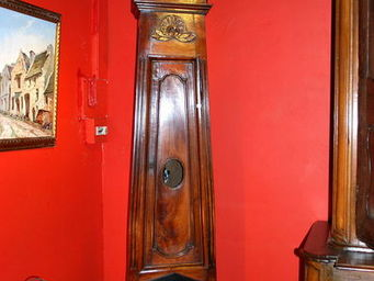 Antiquit�s Passion -  - Horloge Comtoise