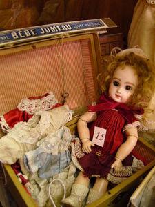 Arielle Antiquités -  - Poupée