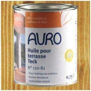 AURO -  - Huile De Teck