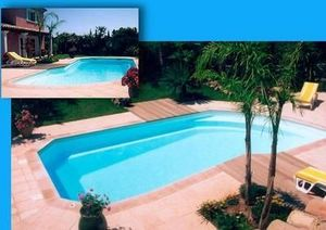 Pid Polyester Industrie Diffusion - kalimnos - Piscine En Kit