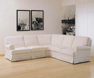 MAURIZI -  - Canapé D'angle