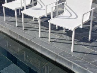 CALMA - una - Chaise De Jardin Empilable