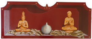 sandrine takacs decors - ethnique - Panneau Décoratif
