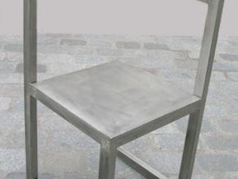 Lawrens - fauteuil metal destructur� - Fauteuil