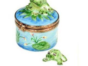 Carenton Porcelaine -  - Boîte À Dent De Lait