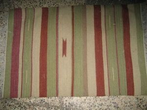 Red Rugs -  - Gabbeh
