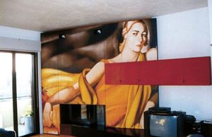 graphicreport -  - Peinture Murale
