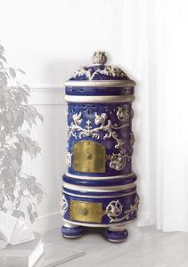 Pugi Ceramiche - augusta - Poêle À Bois