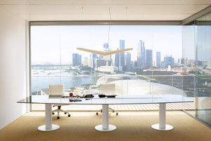 Archiutti Iem Office - dedalus - Table De Réunion