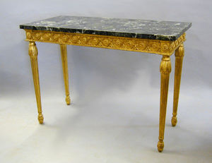Anthony James & Son - consoles/serving - Table Console