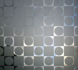 Philip Bradbury Glass - contemporary repeat range - Habillage De Porte