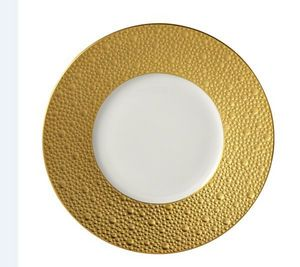 Bernardaud - ecume - Assiette Plate