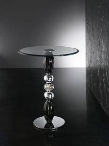 Gabbiani - fisolo ø 60 h 70 - Table Basse Ronde