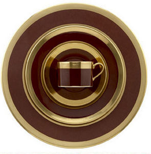 William Yeoward Crystal - avington chocolate - Service De Table