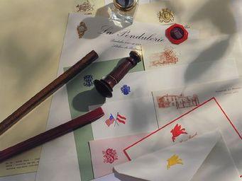 Benneton -  - Papier À Lettre