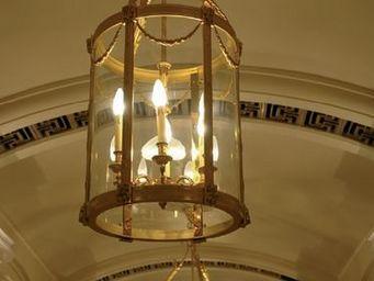 Lucien Gau - 16266 - Lanterne D'int�rieur