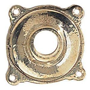 FERRURES ET PATINES - porte bequille en bronze pour porte d'entree, d' - Entrée De Clef