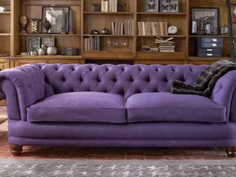 Grange -  - Canapé Chesterfield