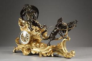 Galerie Atena -  - Horloge � Poser