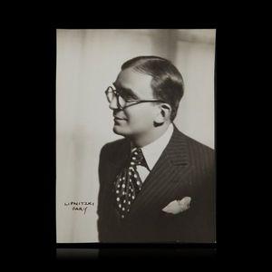 Expertissim - achard marcel (1899-1974). photographie par boris - Photographie