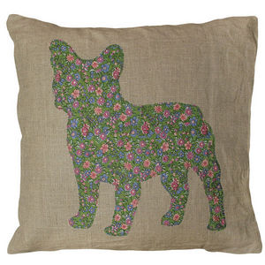 Sugarboo Designs - pillow collection - frenchie - Coussin Enfant