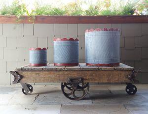 Sugarboo Designs -  - Bac � Fleurs