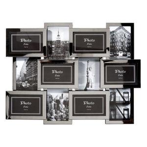 Maisons du monde - cadre 12 vues urban chic - Cadre Photo