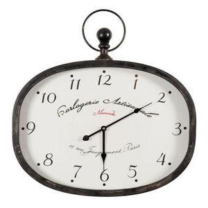Maisons du monde - horloge gousset greengate - Horloge De Cuisine