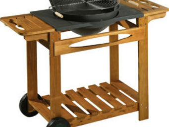 INVICTA - chariot barbecue shogun gril - Barbecue Au Charbon