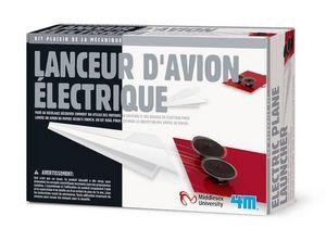 4M - kit lanceur d'avion électrique - Jeu De Société