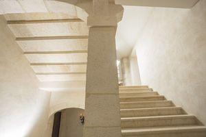 Occitanie Pierres -  - Escalier H�lico�dal