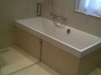 CasaLux Home Design - gr�s c�rame b�ton rope - Carrelage Salle De Bains