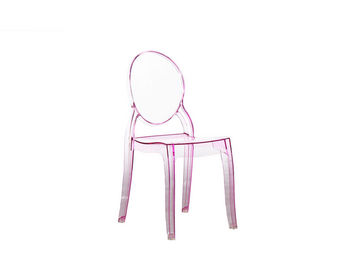 ACHATDESIGN - chaise elizabeth baby rose - Chaise M�daillon