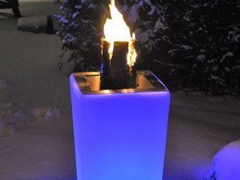 SENS COLLECTION - pot lumineux - brasero / cendrier - by sens - Pot Lumineux