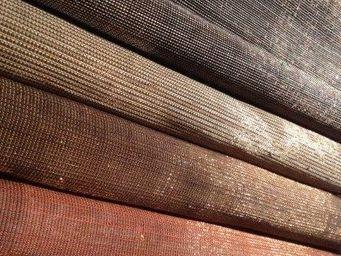 Bisson Bruneel - polycuivre - Tissu D'ameublement Pour Siège