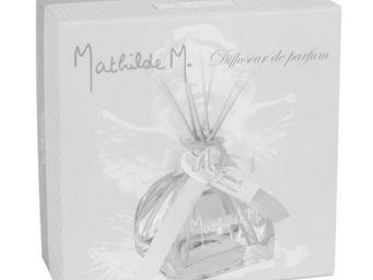 Mathilde M - grand diffuseur verre, parfum fleur de coton - Diffuseur De Parfum
