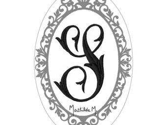 Mathilde M - savon alphabet monogramme s - Savon