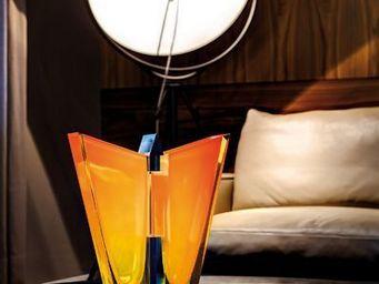 Moser - butterfly - Vase Décoratif