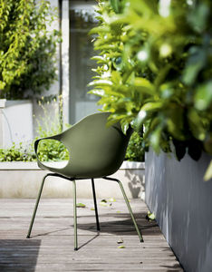 Kristalia - elephant four legs outdoor - Chaise De Jardin