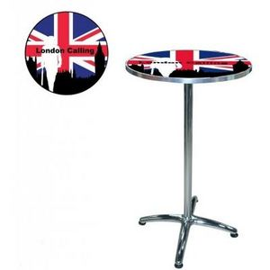 International Design - table de bar london calling - Meuble Bar